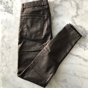 Seven For All Mankind coated jeans